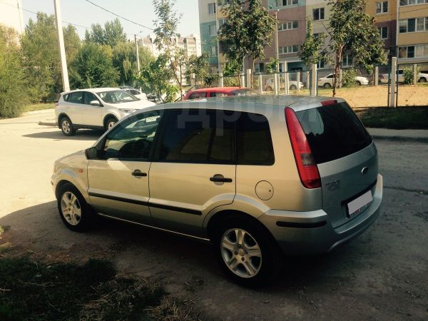 Ford Fusion, 2005 год, 250 000 руб.