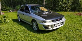 Нижний Тагил Impreza 1995