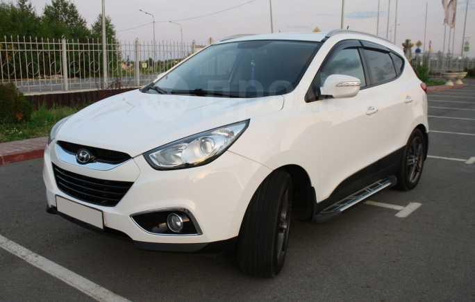 Hyundai ix35, 2012 год, 870 000 руб.