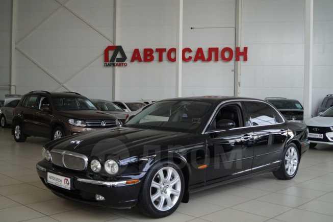 Jaguar XJ, 2005 год, 540 000 руб.