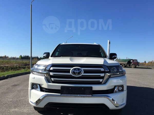 Toyota Land Cruiser, 2016 год, 4 700 000 руб.