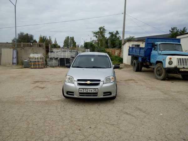Chevrolet Aveo, 2007 год, 228 000 руб.