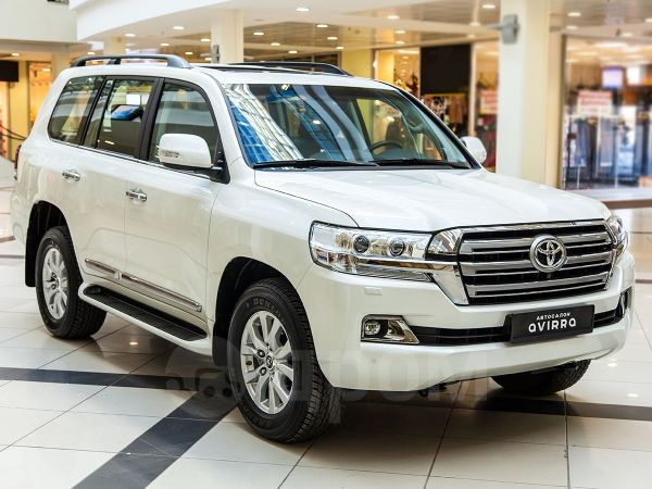 Toyota Land Cruiser, 2018 год, 5 083 000 руб.