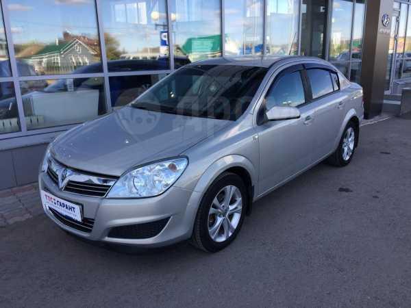 Opel Astra, 2010 год, 349 200 руб.