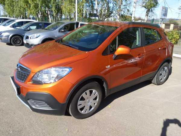 Opel Mokka, 2014 год, 678 300 руб.