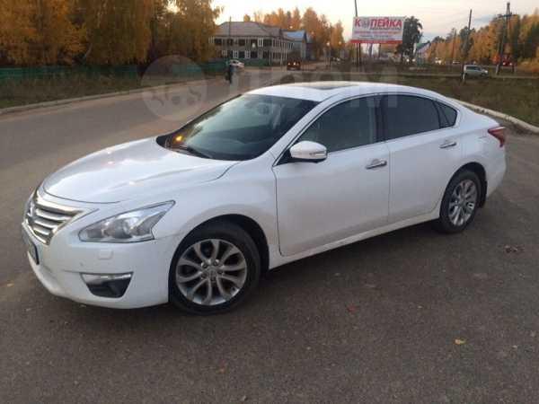 Nissan Teana, 2015 год, 1 150 000 руб.
