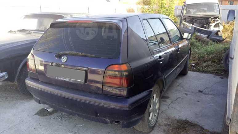 Volkswagen Golf, 1996 год, 100 000 руб.
