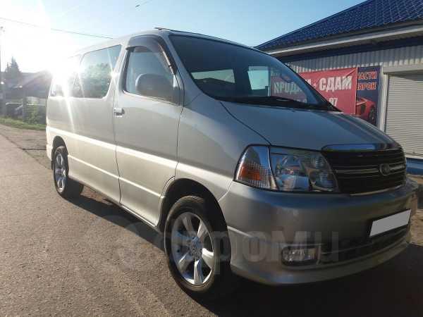 Toyota Granvia, 2000 год, 749 999 руб.