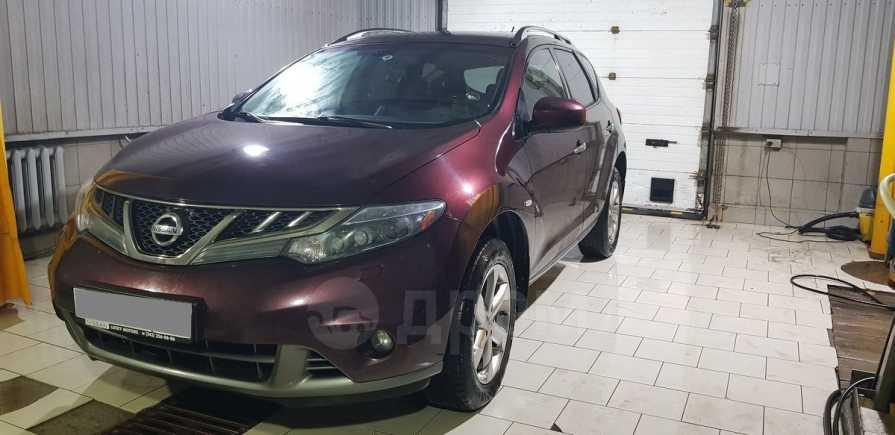 Nissan Murano, 2011 год, 880 000 руб.
