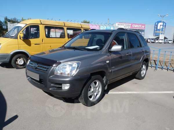 Kia Sportage, 2006 год, 498 000 руб.