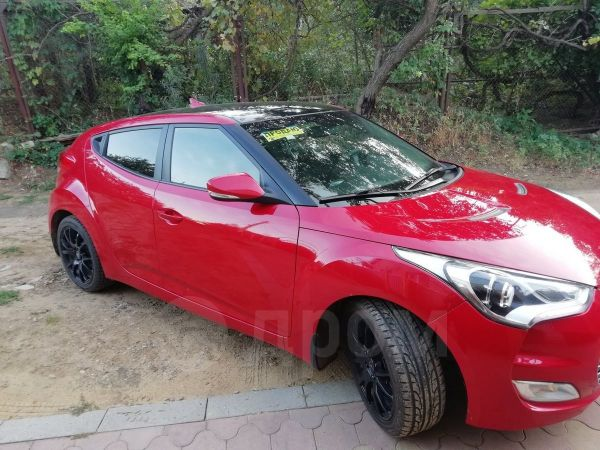Hyundai Veloster, 2012 год, 725 000 руб.