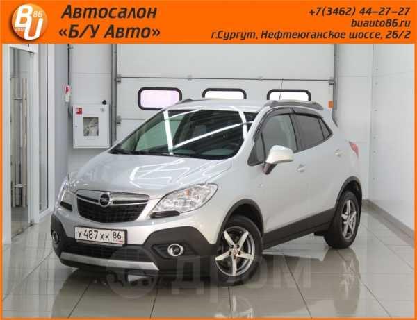 Opel Mokka, 2013 год, 775 000 руб.