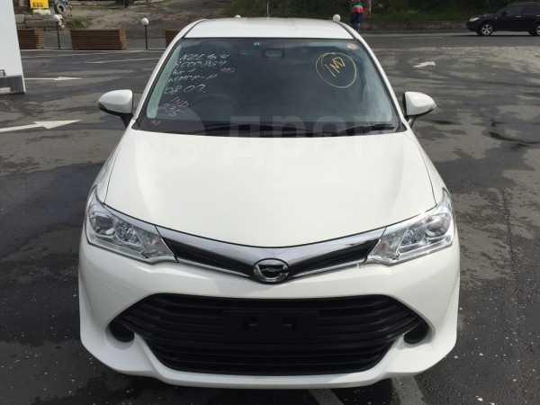 Toyota Corolla Fielder, 2015 год, 845 000 руб.