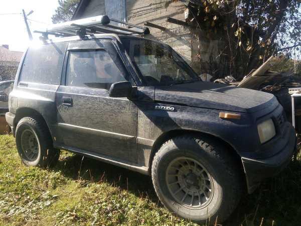 Suzuki Escudo, 1991 год, 180 000 руб.