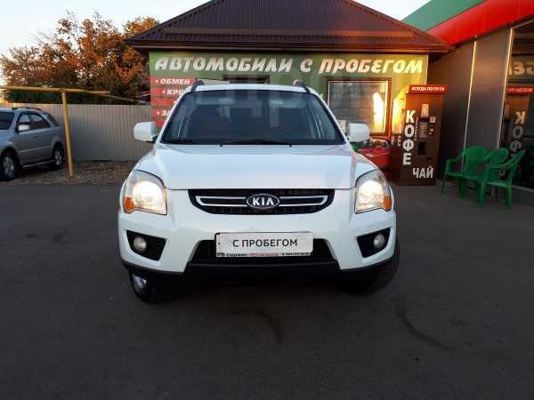Kia Sportage, 2009 год, 595 000 руб.