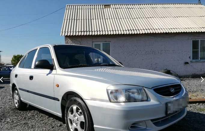 Hyundai Accent, 2008 год, 287 000 руб.