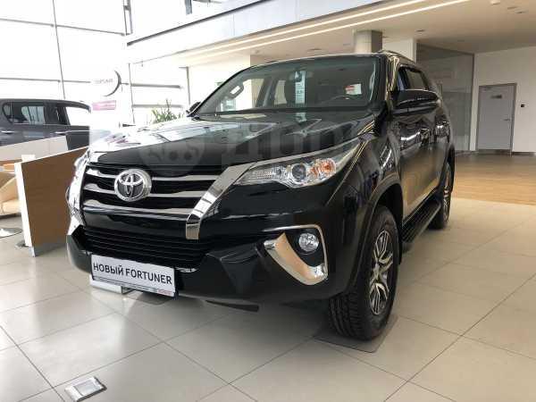 Toyota Fortuner, 2018 год, 2 458 000 руб.