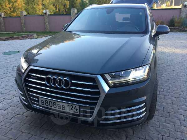 Audi Q7, 2015 год, 2 800 000 руб.