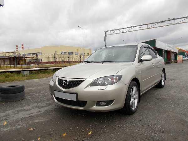 Mazda Mazda3, 2004 год, 297 000 руб.