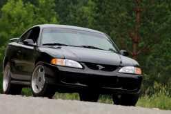 Бийск Mustang 1995