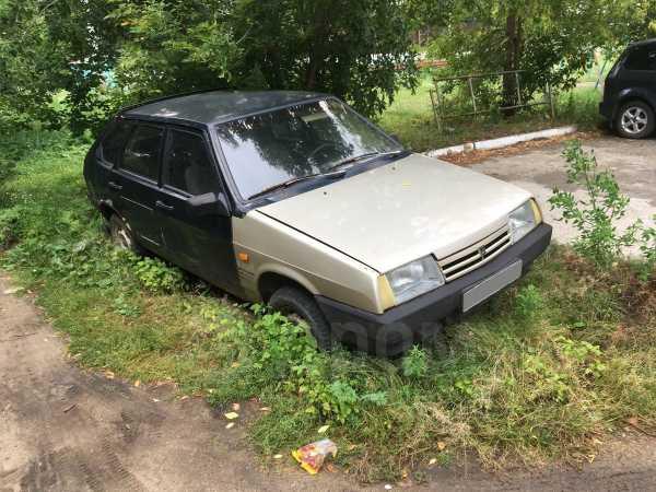 Лада 2109, 1989 год, 15 000 руб.