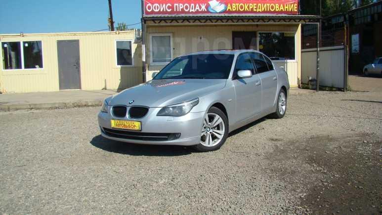 BMW 5-Series, 2008 год, 735 000 руб.