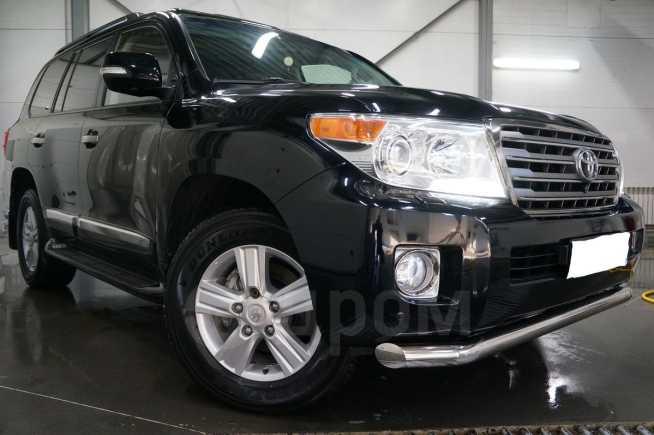 Toyota Land Cruiser, 2013 год, 2 595 000 руб.