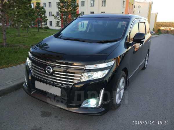 Nissan Elgrand, 2010 год, 1 200 000 руб.
