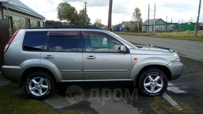 Nissan X-Trail, 2002 год, 360 000 руб.