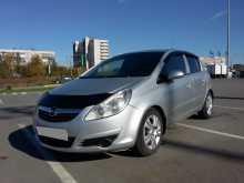 Opel Corsa, 2007 г., Новосибирск