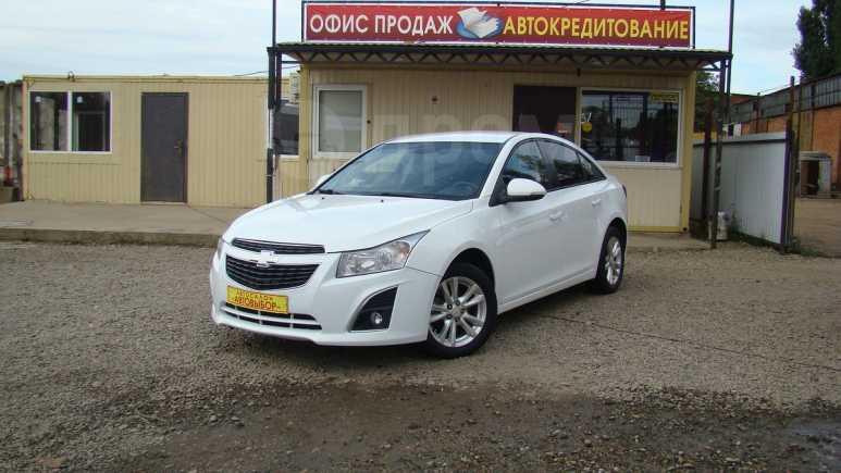 Chevrolet Cruze, 2013 год, 555 000 руб.