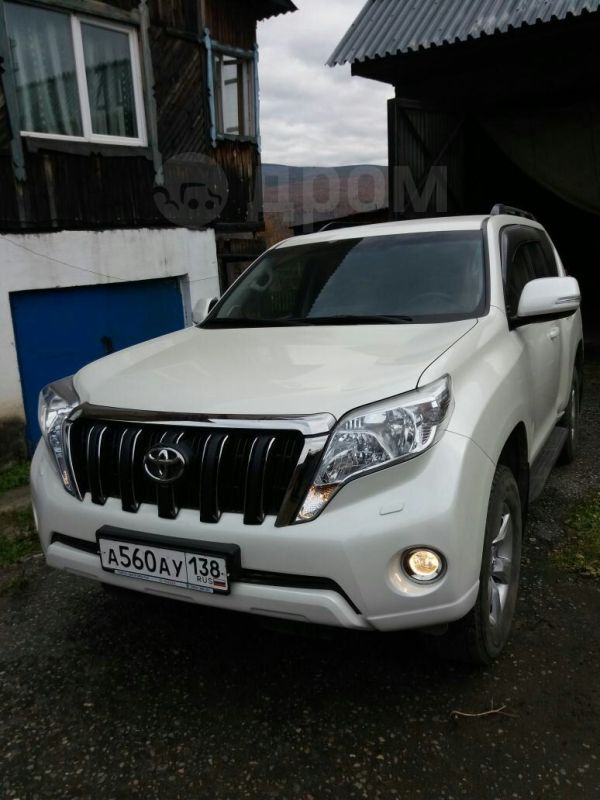 Toyota Land Cruiser Prado, 2015 год, 2 000 000 руб.