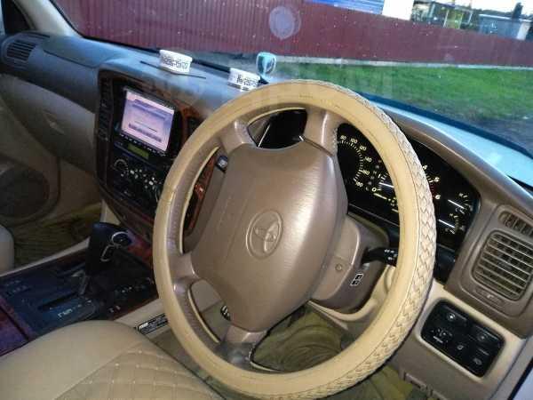 Toyota Land Cruiser, 1998 год, 777 000 руб.