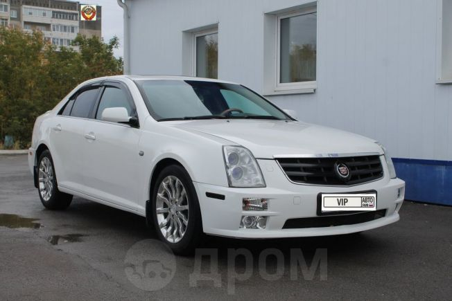 Cadillac STS, 2005 год, 497 000 руб.