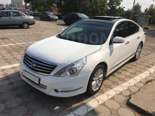 Nissan Teana, 2010 год, 570 000 руб.