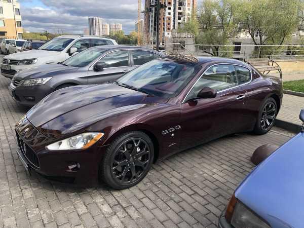 Maserati GranTurismo, 2009 год, 2 099 000 руб.