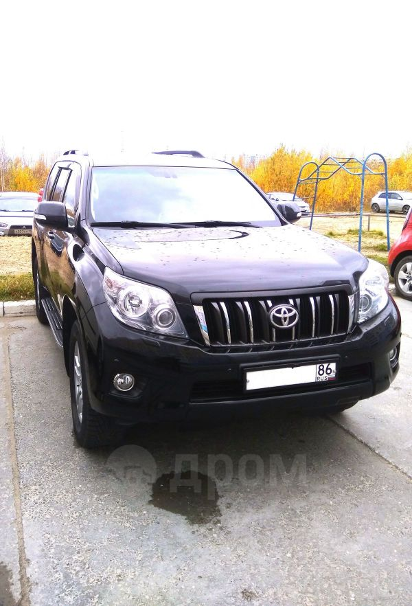 Toyota Land Cruiser Prado, 2012 год, 2 000 000 руб.