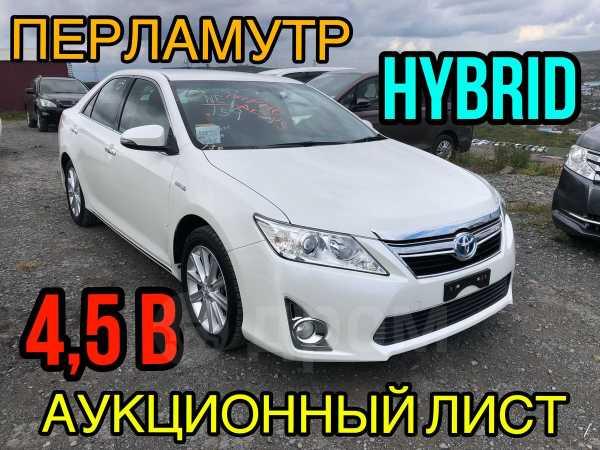 Toyota Camry, 2013 год, 1 348 000 руб.