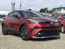 Уссурийск Toyota C-HR 2018