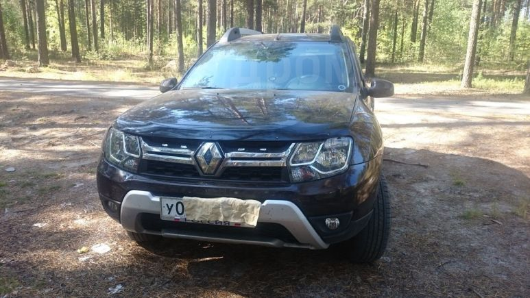 Renault Duster, 2017 год, 830 000 руб.