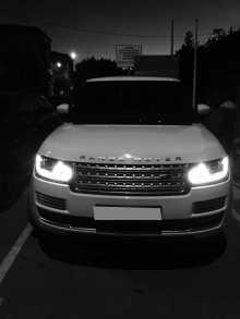 Новый Уренгой Range Rover 2013