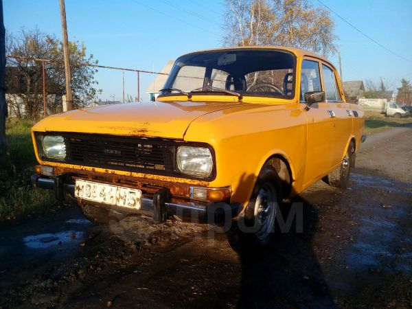 Москвич 2140, 1986 год, 23 000 руб.