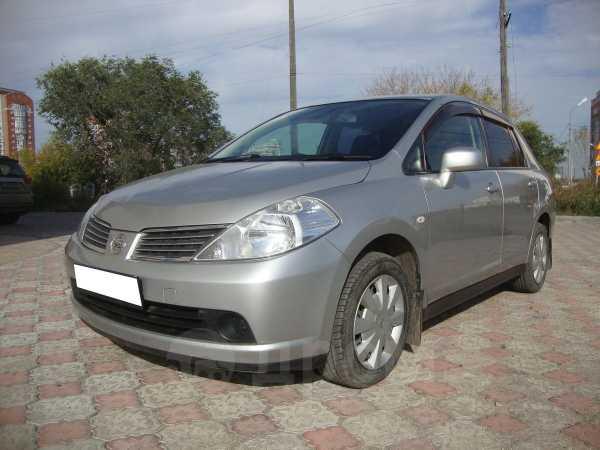 Nissan Tiida Latio, 2007 год, 360 000 руб.