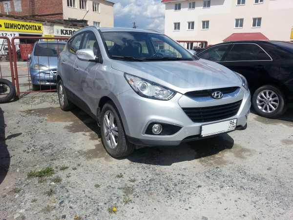 Hyundai ix35, 2013 год, 959 000 руб.