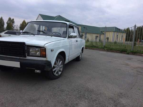 Лада 2107, 1992 год, 30 000 руб.