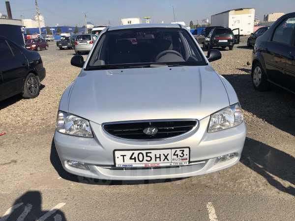 Hyundai Accent, 2012 год, 360 000 руб.