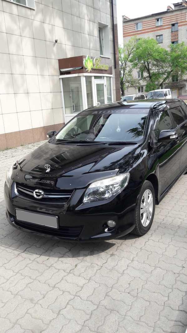 Toyota Corolla Fielder, 2011 год, 750 000 руб.