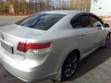 Стрежевой Avensis 2010