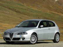 Alfa Romeo 147 рестайлинг 2004, хэтчбек, 1 поколение, 937A