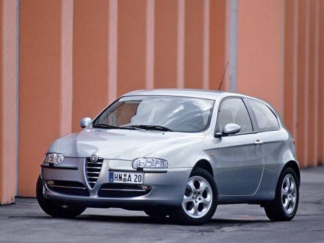 Alfa Romeo 147 (937A) 06.2000 - 09.2004
